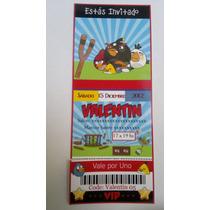 Invitaciones-tarjetas Troqueladas Personalizadas - Packs X10