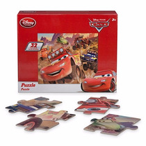 Regalo Día Del Niño Rompecabezas Disney Cars Spiderman