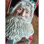 Santa Claus Papá Noel Estatuilla Super Kitsch 25 Cm