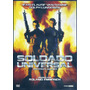 Soldado Universal Jean Claude Van Damme Dolph Lundgren Dvd