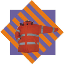 Campera Termica,seguridad,trabajo,truker,imperneable,