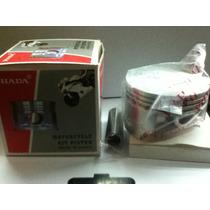 Kit De Piston Completo Motomel Xplora 075 67mm Perno 16