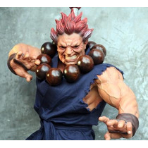 Street Fighter Akuma Gouki 1:2 Half Size Escala 1/2 Estatua