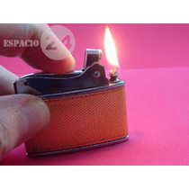 Antiguo Encendedor Mechero Lighter Marca Penguin,
