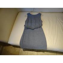 Vestido De Encaje Usado Impecable (quilmes)