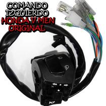 Comando Izquierdo Honda V Men 125 Original En Fas Motos