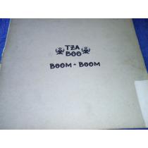 Tzaboo Boom Boom Vinilo Maxi 12 Excelente Gapul