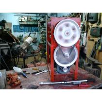 Sobadora (ablandadora) De Cuero Crudo Electrica Sin Motor