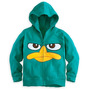 Buzo Campera Hoodie Agente Perry Phineas & Ferb Disney