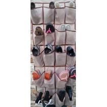 Organizador De Zapatos Vertical Colgante