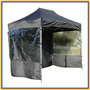 Lateral Pared Carpa Estructural Gazebo 3h, Cabure