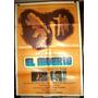 El Muerto ! Jorge Luis Borges Afiche Cine Orig 1975 N449