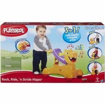 Caminador Playskool Rock Hippo Mas Juguete De Fisher Price.