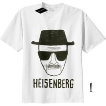 Remeras Breaking Bad Serie Pollos Hermanos Únicas! T14 Al L