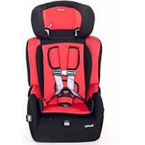 Butaca Booster Elevador Auto Bebe 3 En 1 Infanti Proteccion