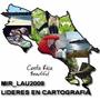Mapas Para Gps Garmin Nuvi Costa Rica 2015 Ruteables