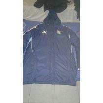 Camperon Adidas Argentina Mod.2011 Original Como Nuevo