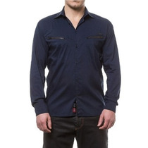 Camisa Ls2 Ml Polo Negro