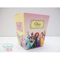 Souvenirs Personalizados / Cumples / Caja Princesas Disney