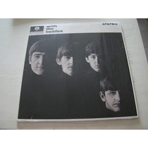 The Beatles With The Beatles Album Remasterizado Vinilo Lp