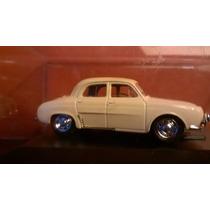 Renault Gordini Año 1961 Esc.1/43 Coleccion Devoto Toys