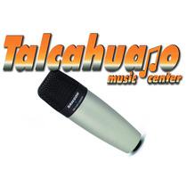 Samson C03 Microfono Condensador Multipatron