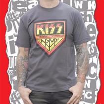 Remera Kiss Kiss Army