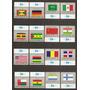 Naciones Unidas Serie Banderas Yvert N°440/55 Mint U$s55.-