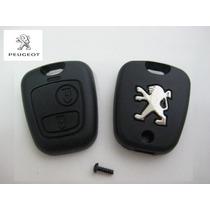 Carcasa Llave Origina Peugeot 206 207 Valeo  El Mejor Precio