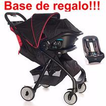 Coche Travel System Infanti Joie Muze Liviano Bb Feliz