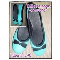 Chatitas Ballerinas Artesanales!!!