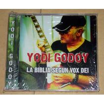 Yodi Godoy La Biblia Segun Vox Dei Cd Nuevo Sellado