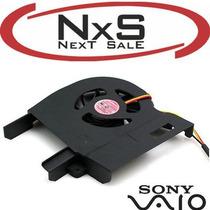 Fan Cooler Notebook Sony Vaio Vgn-cs Series - Zona Norte
