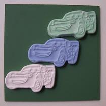 Cumple Infantil Temático Cars Rayo Mcqueen De Tiza Didactico