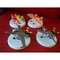 Cars Aviones Planes Disney En Porcelana Fria Lindos!