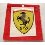 Escudo Calco Resina Auto Logo Ferrari