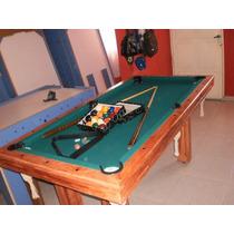 Mini Pool C/ Tapa Ping Pongg.