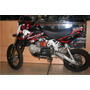 Pit Bike Back Fire 125cc