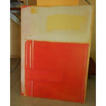 Cuadros Mark Rothko Abstractos Tela Canvas Con Bastidor