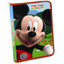 Cartuchera 1 Piso Pvc Mickey Mouse Disney Original 2014