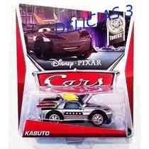 Auto De Cars Original De Mattel Kabuto De Los Tuners !!!