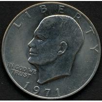 Guardia Imp. Estados Unidos 1 Dolar 1971 Philadelphia Cu-ni