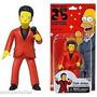 Muñeco Tom Jones Simpsons Guest Stars Neca Importado Nuevo!