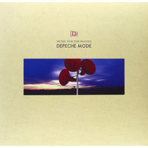 Depeche Mode: Music For The Masses - Vinilo 180 Gr Nuevo Imp