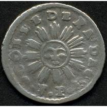 Guardia Imp. Cordoba 1 Real 1842 Jpp Plata