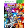Dragon Ball Battle Of Z Xbox Ntsc Nuevo Sellado Original