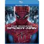 The Amazing Spider-man Blu-ray+dvd Ultra Violet Digital Imp.