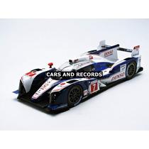 Toyota Ts030 Hybrid Le Mans 2012 #7 - Spark 1/18