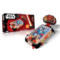 Pinball Electronico Star Wars Disney Original Tapimovil