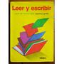 Leer Y Escribir (para Séptimo Grado) / Ed. Estrada 1991